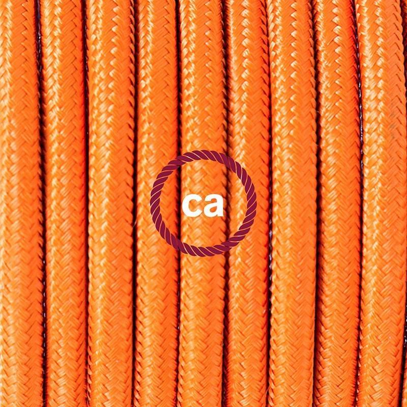 Lamp wiring, RM15 Orange Rayon 1,80 m.