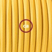 Wiring Pedestal, RM10 Yellow Rayon 3 m. Choose the colour of the switch and plug.
