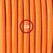 Wiring Pedestal, RM15 Orange Rayon 3 m. Choose the colour of the switch and plug.