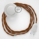 Wiring Pedestal, TM22 Whiskey Rayon 3 m. Choose the colour of the switch and plug.
