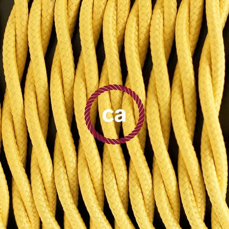 Wiring Pedestal, TM10 Yellow Rayon 3 m.