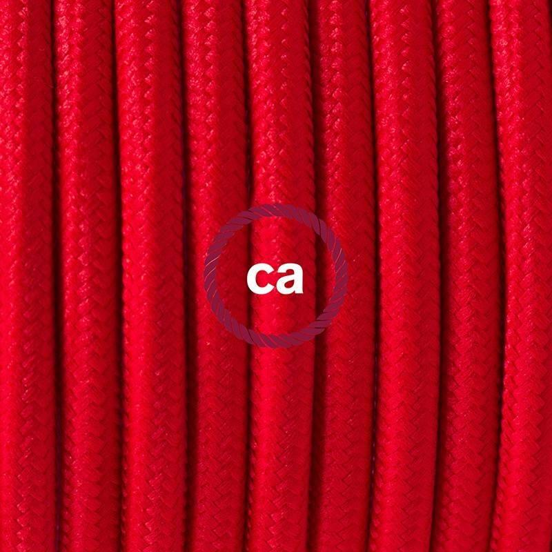 Wiring Pedestal, RM09 Red Rayon 3 m.
