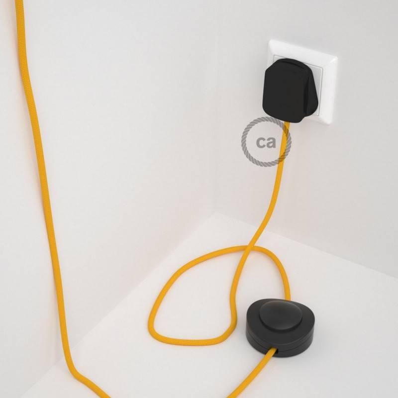 Wiring Pedestal, RM10 Yellow Rayon 3 m.