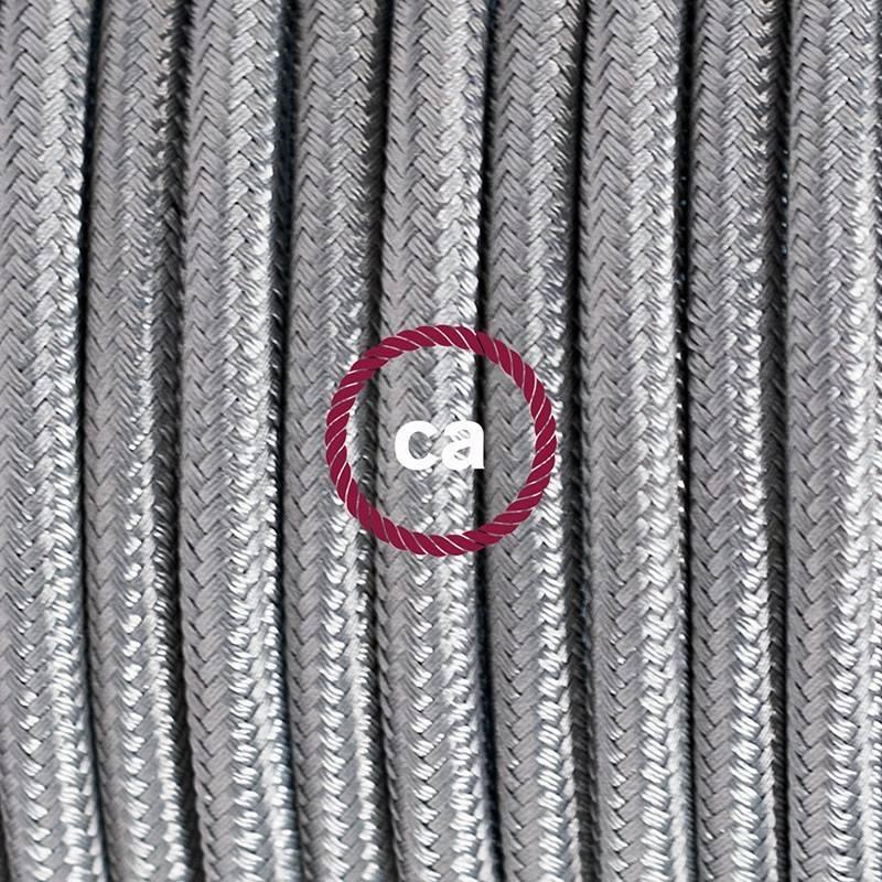 Wiring Pedestal, RM02 Silver Rayon 3 m.