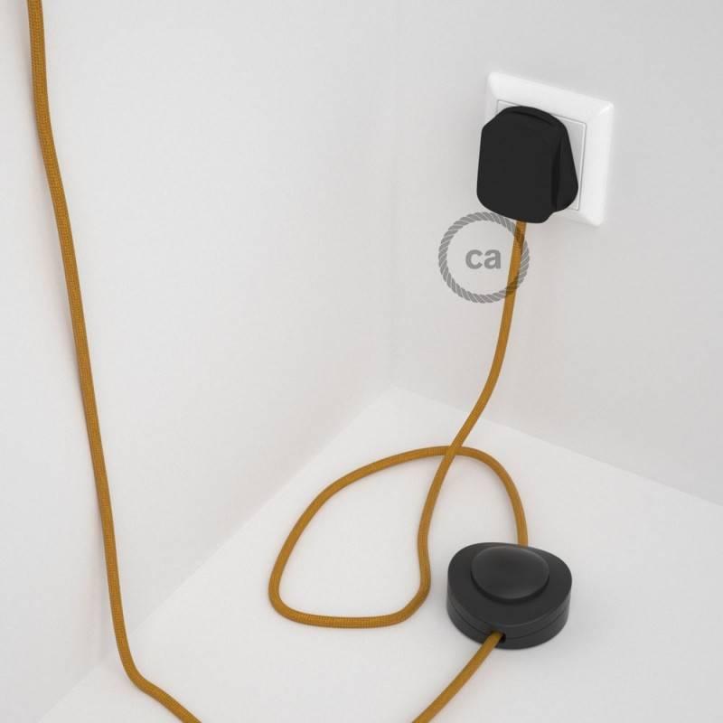 Wiring Pedestal, RM05 Gold Rayon 3 m.
