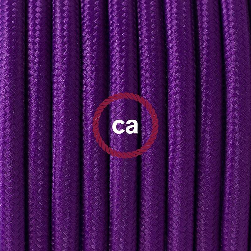 Wiring Pedestal, RM14 Purple Rayon 3 m.