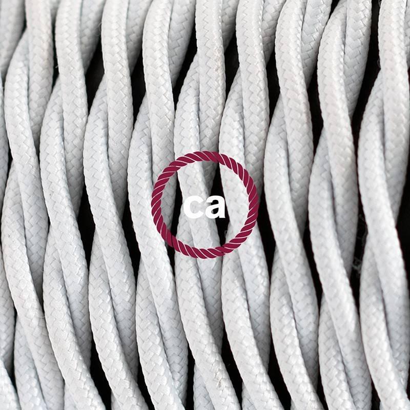 Wiring Pedestal, TM01 White Rayon 3 m.