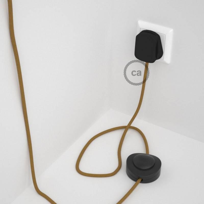Wiring Pedestal, RC31 Golden Honey Cotton 3 m.