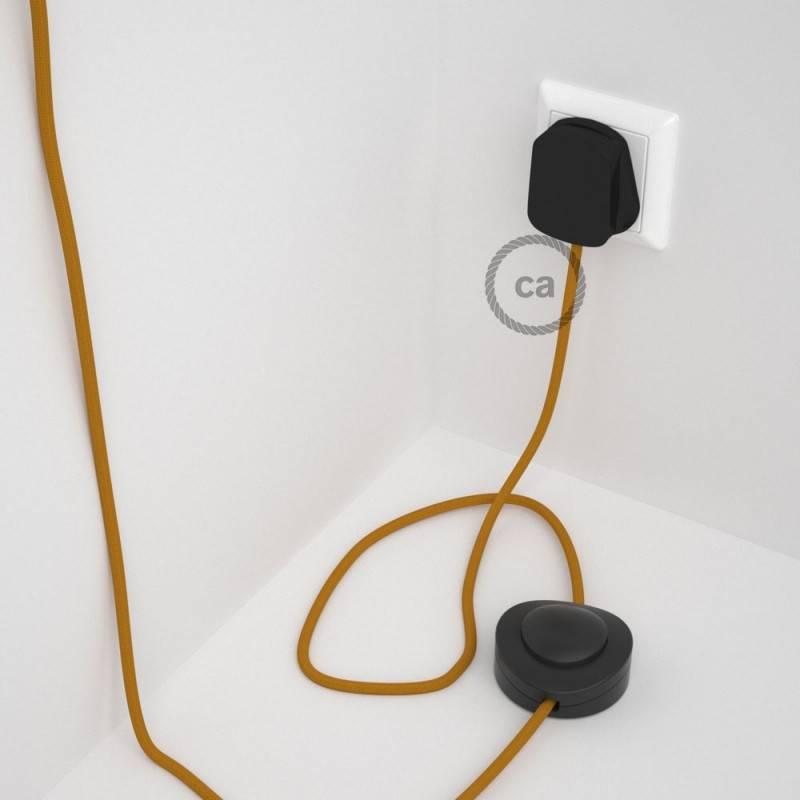Wiring Pedestal, RM25 Mustard Rayon 3 m.