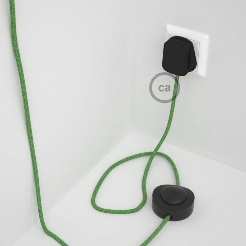 Wiring Pedestal, RX08 Bronte Cotton 3 m.