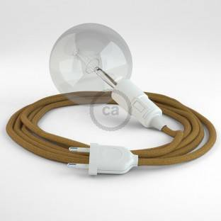 Create your RC31 Golden Honey Cotton Snake and bring the light wherever you want.