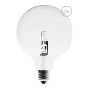 Globo Halogen Light Bulb Halo 126 42W Dimmerable E27
