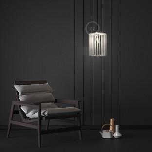 Pregia Cilindro 30 plexiglass lampshade