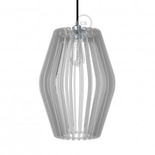 Pregia Rombo plexiglass lampshade