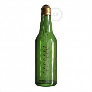 LED Green Beer Light Bulb 8W E27 Dimmable 2800K
