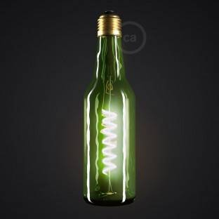LED Green Beer Light Bulb 8W E27 Dimmable 2800K