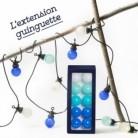 Extension for La Guinguette Pampelone string light