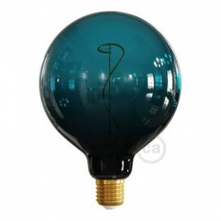 G125 Dusk light bulb, Pastel line, vine filament, 4W E27 Dimmable 2200K