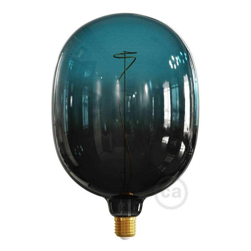 Egg Dusk XXL light bulb, Pastel line, vine filament, 4W E27 Dimmable 2200K