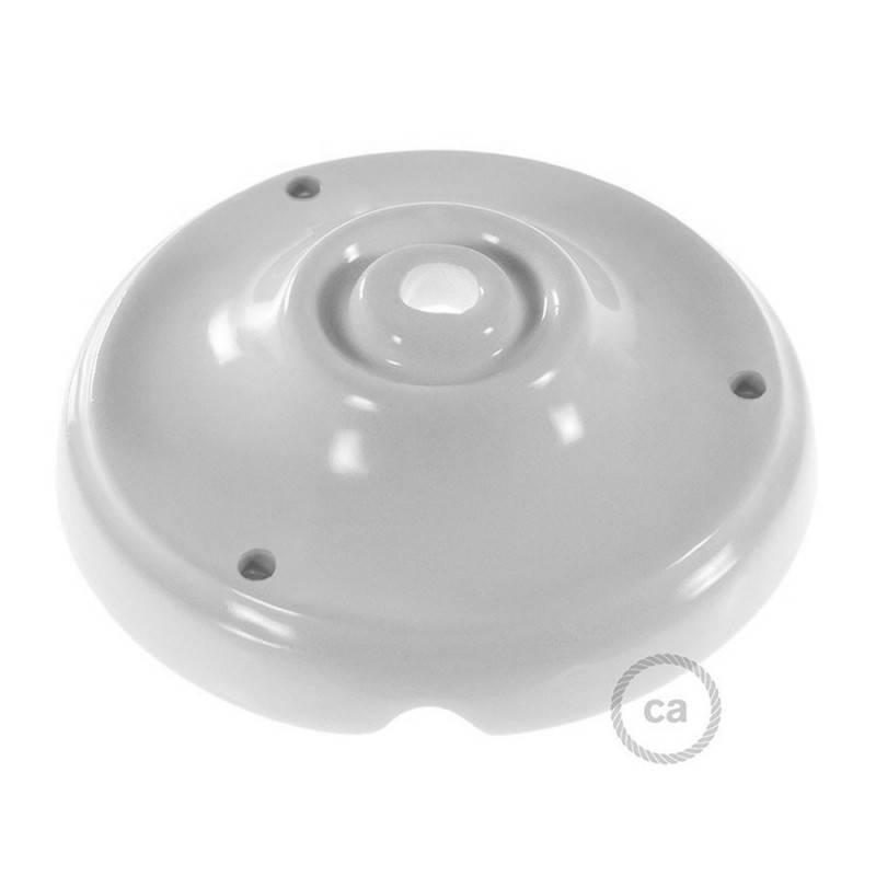 Porcelain ceiling rose kit