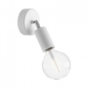 Fermaluce EIVA ELEGANT with adjustable joint, ceiling rose and lamp holder IP65 waterproof