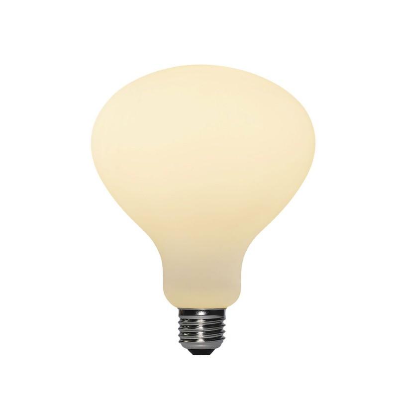 LED Chio Porcelain 6W E27 Dimmable 2700K bulb