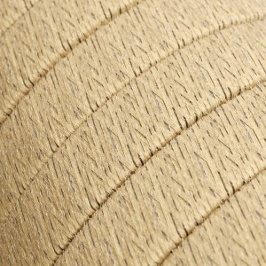Electric cable for String Lights, covered by Jute fabric CN06
