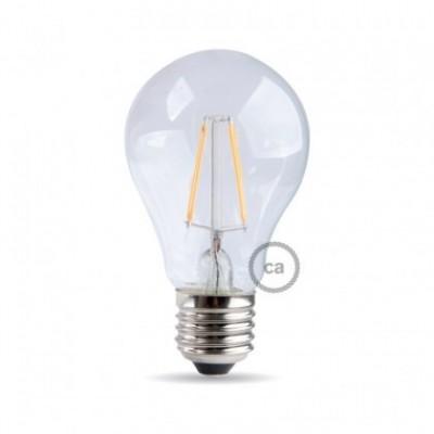 Light bulb filament Led Drop 9W E27 Clear