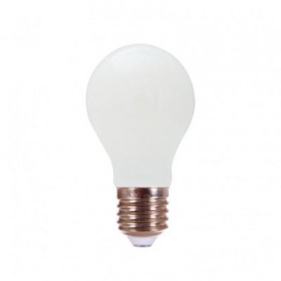 LED Drop Milky A70 12W E27 2700K bulb