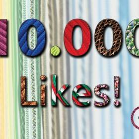 Creative-Cables reaches 10.000 likes on Facebook!